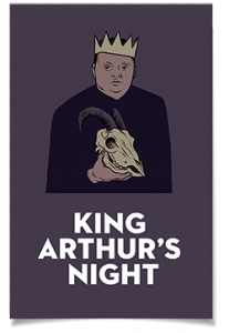 KING ARTHUR'S KNIGHT WRITTEN BY NIALL MCNEIL AND MARCUS YOUSSEF