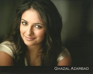 BFA Acting Alumna Ghazal Azarbad