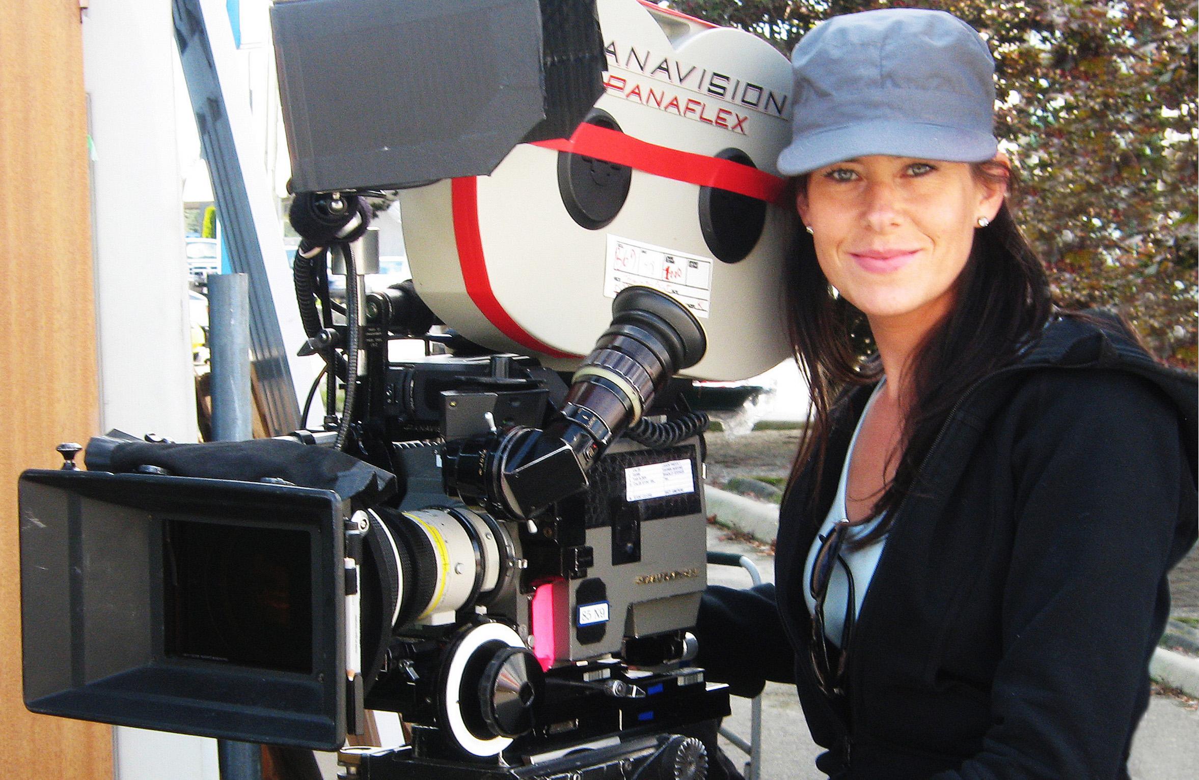 UBC Film Production Alumna Shannon Kohli