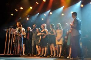 Christine Quintana Stationary. Photo JEssie Awards