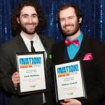 Alumni Zack Wolfman, Nathan Cotell