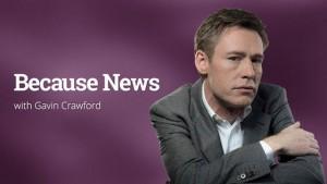 BFA Acting Alumnus Gavin Crawford