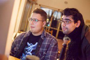 Alexander Lasheras and Nicolas Ayerbe - CADENCE filmmakers