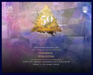 UBC THEATRE AND FILM CELEBRATES 50 YEARS OF FILM CLASSES!
