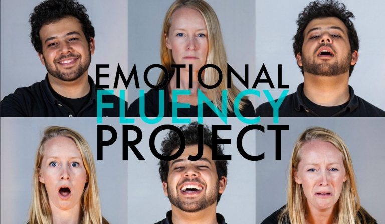 Acting Professor Gayle Murphy involved in Emotional Fluency Project. Photo credit: Paul Lampert.
